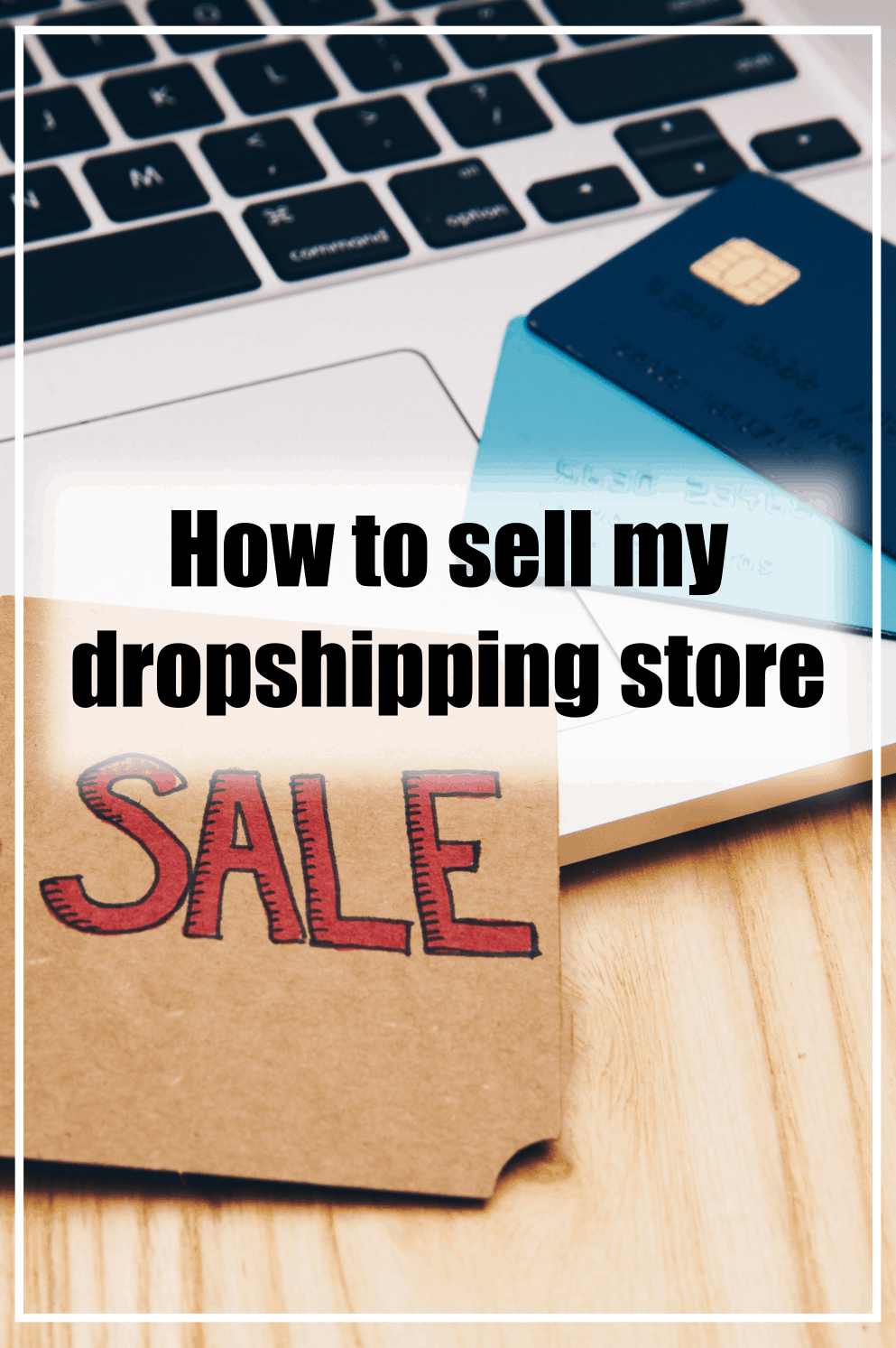 easy way to sell your dropshipping store.