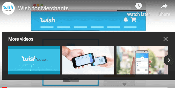 wish can be used by dropshippers too!